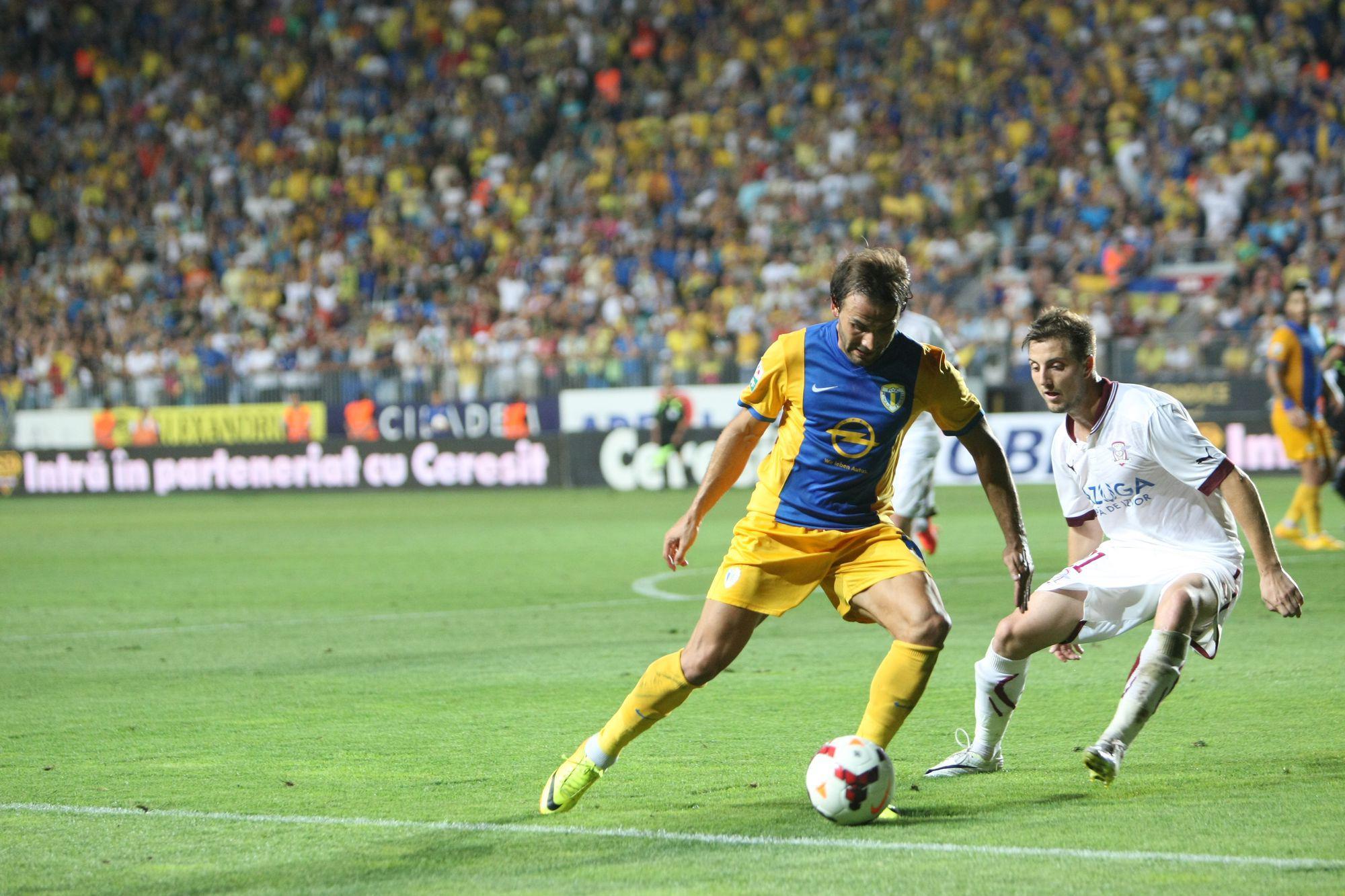 Petrolul – FC Brașov 1-0. Regele Filipe i-a scos din in-somnolenţă!