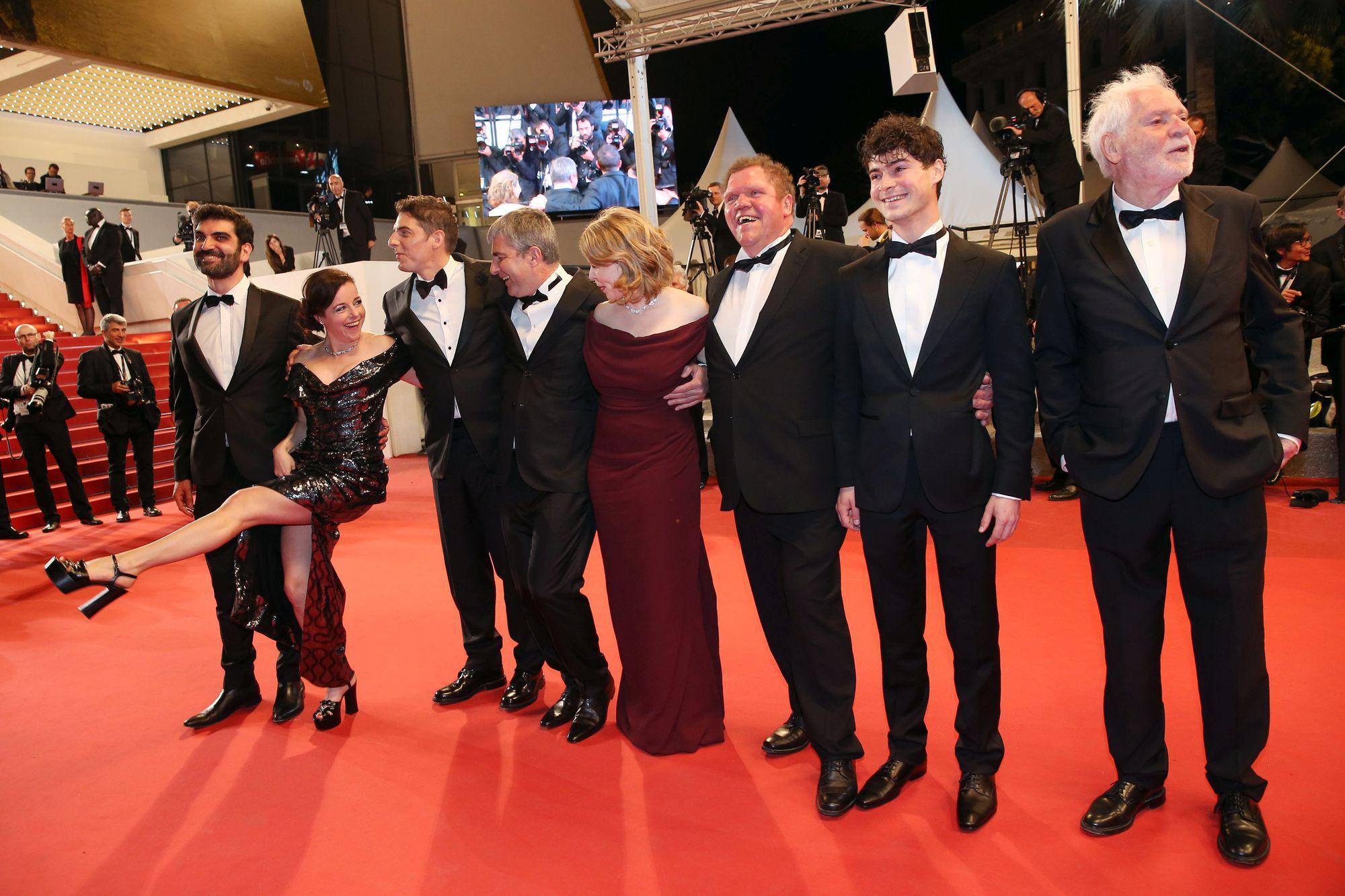 Actrița Laure Calamy a arătat TOT, pe covorul roșu de la Cannes. A făcut-o intenționat? | FOTO