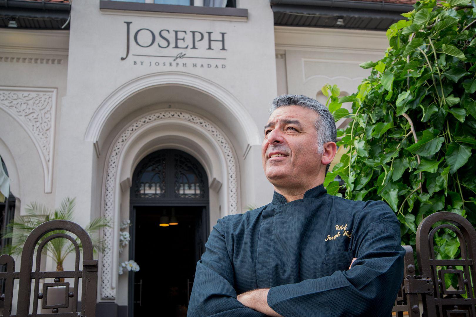 VIDEO EXCLUSIV/ Chef Joseph Hadad: «După ce a murit soția, am avut cel mai greu an din viața mea». Și-a crescut singur copiii