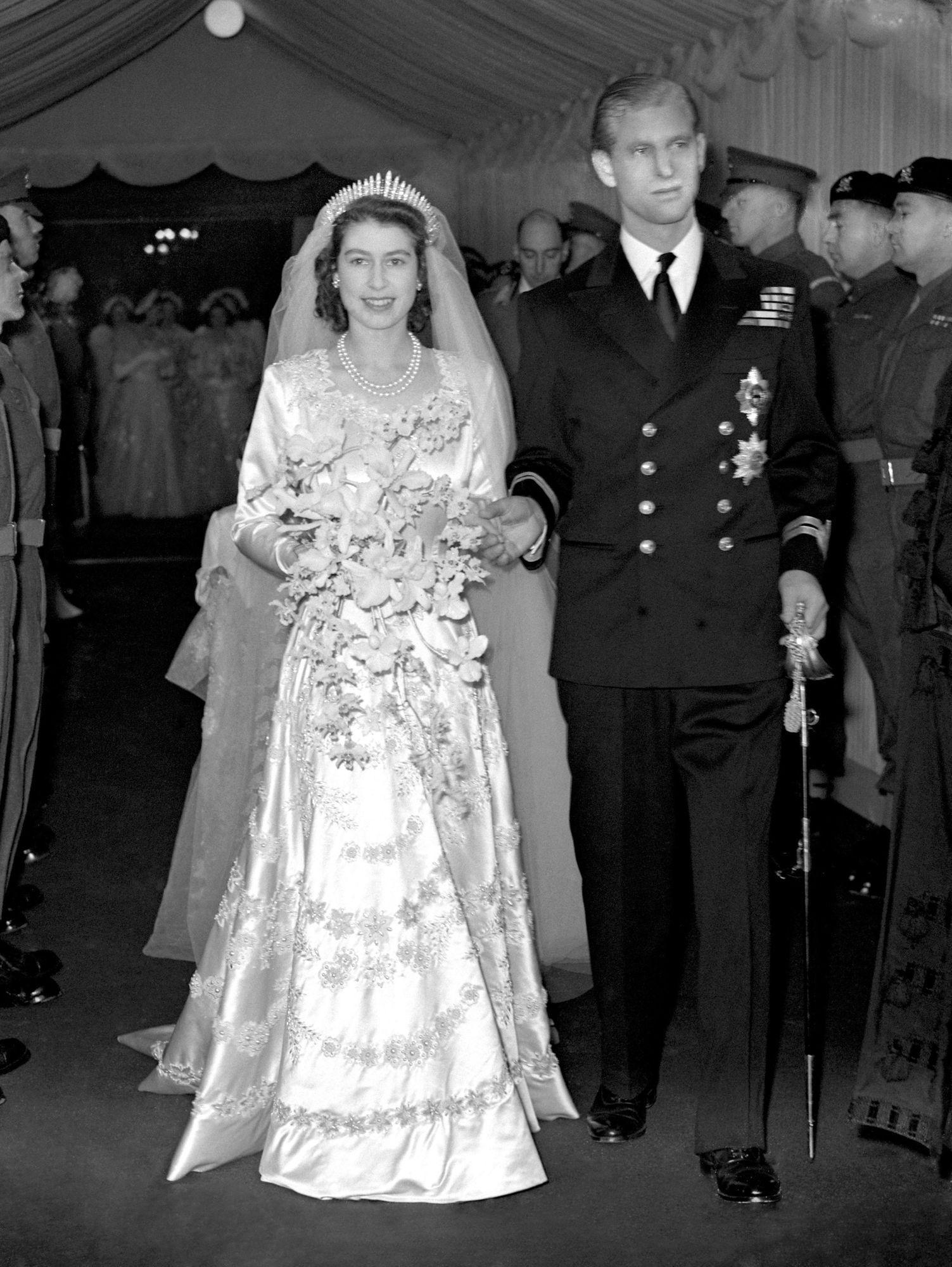 nuntă regină elisabeta a II-a cu prințul Philip
