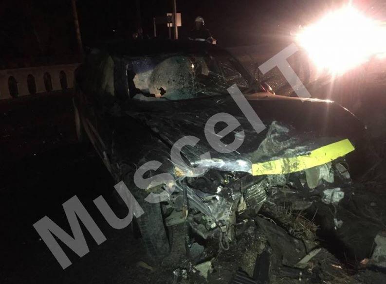 Accident în Schitu Golești, județul Argeș (2)