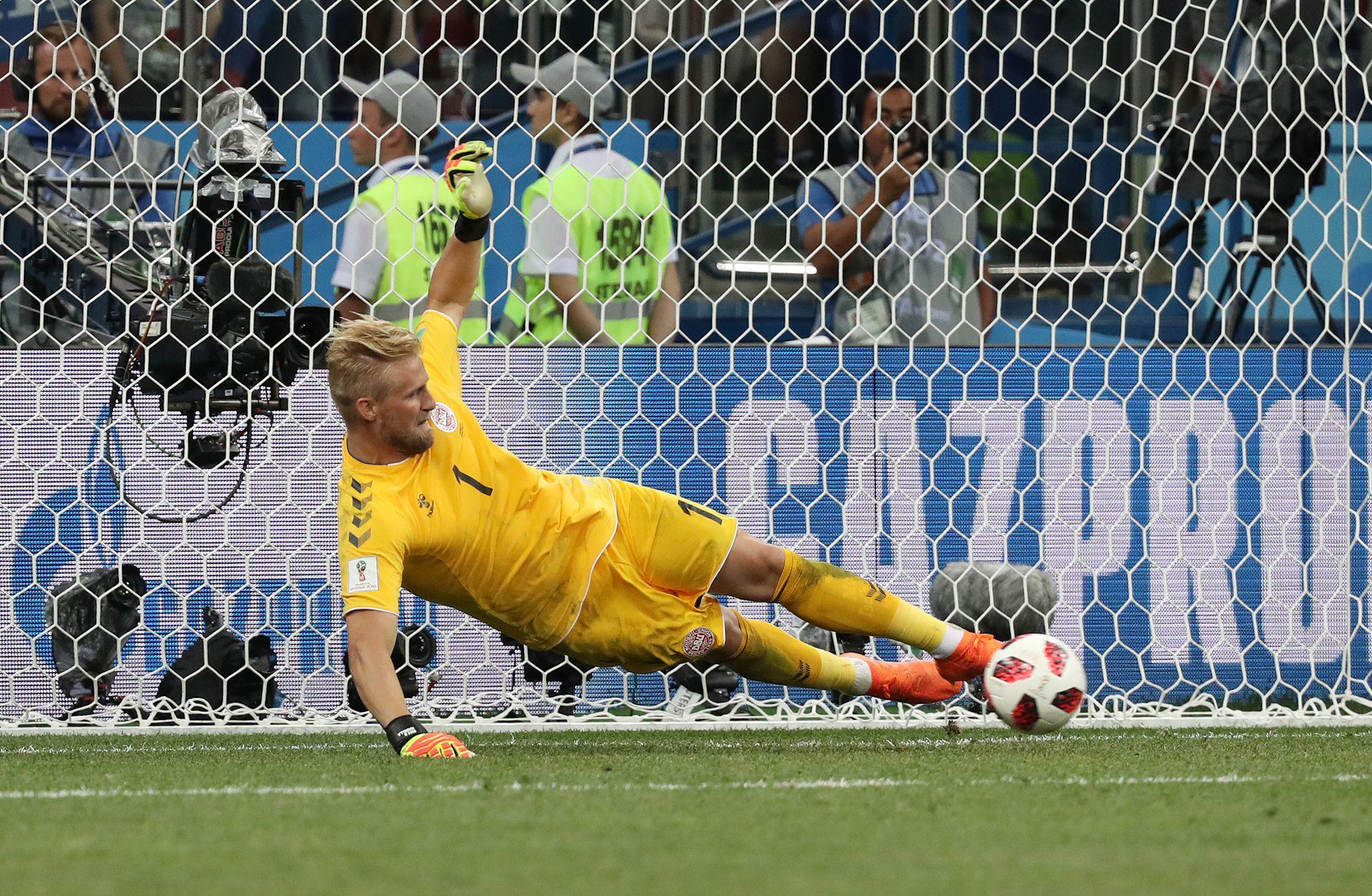 Round of 16 Croatia vs Denmark