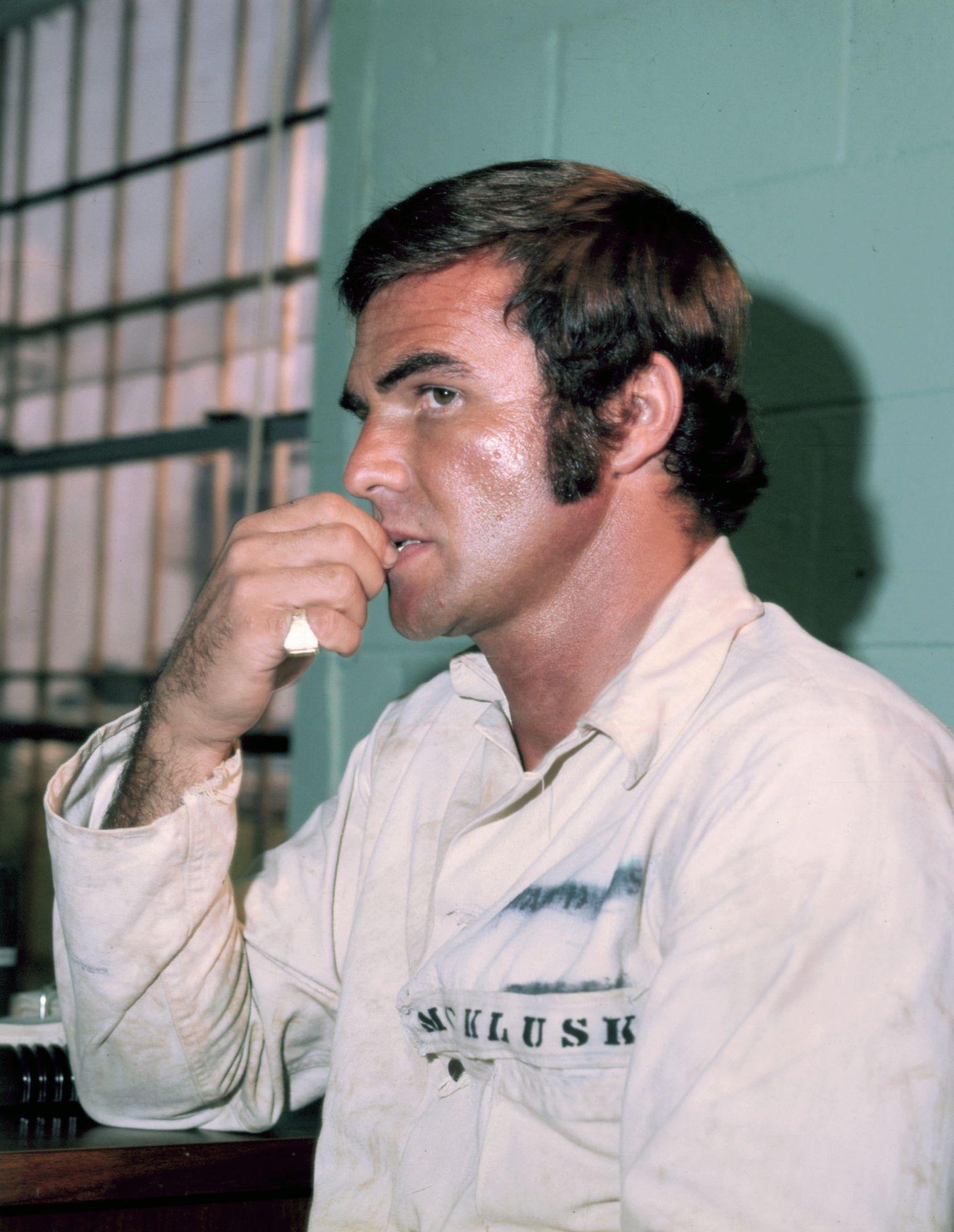 Burt Reynolds în