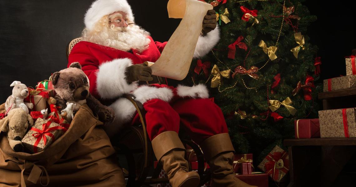 WIDE Moș Crăciun