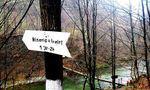 Cătunul din Munții Cernei unde se ajunge cu scara. (7)