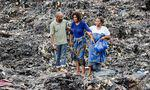 12 people dead in garbage dump collapse in Mozambique