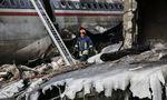 avion prăbușit în apropiere de Teheran