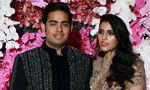 Wedding reception of Akash Ambani in Mumbai