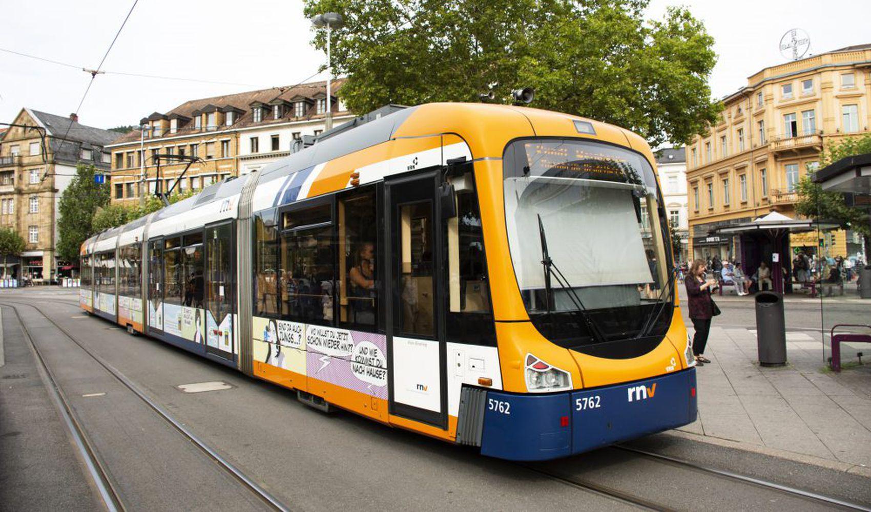 tramvai Berlin