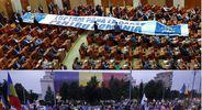 VIDEOREPORTAJ/ Cei mai triști dintre români. Moțiunea deznădejdii naționale, în Anul Centenarului