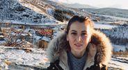 VIDEO Prietenia româno-norvegiană, la locul de muncă. Roxana Albeanu a terminat Dreptul, dar e chelneriță în Skjervøy, Norvegia, deasupra Cercului Polar