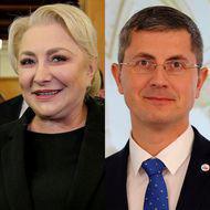Dacă diaspora adună o jumătate de milion de voturi, cu ce avans pornește Barna în fața lui Dăncilă?