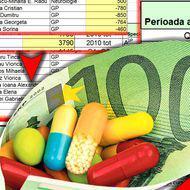 O mare companie pharma mituiește de peste 10 ani medicii! Excel-ul șpăgii: ce scrie în dreptul a 4 medici de familie
