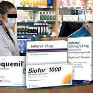 Fuga bolnavilor cronici după medicamentele pe care pandemia le-a scos din farmacii: