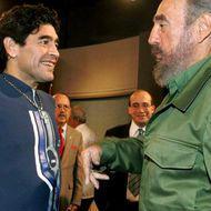 """Pasiunea politică a lui Maradona. """"Dacă nu ar fi fost fotbalist, ar fi fost un revoluționar"""""""