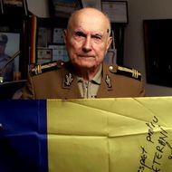 """Veteran din al Doilea Război Mondial, despre ce înseamnă să fii în linia întâi: """"Războiul e un potop. Devii sălbatic, nu mai ești om"""". Dorința lui de 1 Decembrie"""