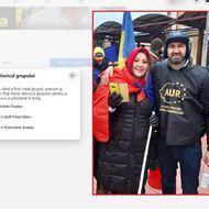 """O posibilă explicație pentru cum a ajuns AUR un fenomen social media. Pagina din Bihor care și-a schimbat peste noapte numele în """"filială"""" de partid"""