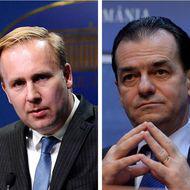 Orban l-a pus pe Costache să demisioneze, Nelu Tătaru va fi noul ministru al Sănătății. Dina, de la Control, vine secretar general