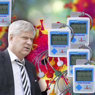 Primarul PSD Tudorache a cumpărat 300 de holtere EKG cu mii de euro bucata și mai ia încă 2.700, câte nu sunt în toate spitalele publice din România