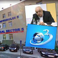 Direcția de Impozite și Taxe Locale a Sectorului 5 a dat 250.000 euro Antenei 3 și unei alte firme abonată la contracte cu Primăria Sectorului 5