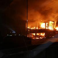 Patronul clubului Bamboo: Focul a pornit dintr-un spaţiu care normal e închis