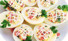 Ouă umplute – 12 rețete de ouă umplute