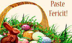 Mesaje de Paște. Surprinde-ți familia și prietenii cu cele mai frumoase mesaje de Paște