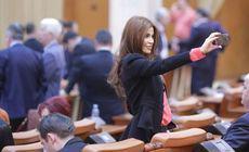 Andreea Cosma a depus la Parchetul General documente în legătură cu denunțul formulat de Sebastian Ghiță contra Codruţei Kovesi