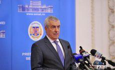 """Călin Popescu Tăriceanu îşi studiază dosarul la comisia juridică din Senat: """"Nu are probe şi este făcut pentru alte scopuri"""""""