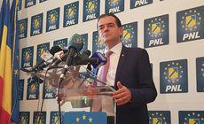 """Ludovic Orban reclamă că """"s-au depus eforturi uriaşe"""" pentru ca PNL să fie împiedicat să-şi prezinte candidaţii pentru europarlamentare în Alexandria"""