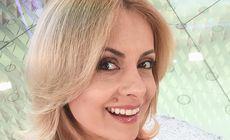 Simona Gherghe e însărcinată a doua oară. Cine a dat-o de gol, în direct, la TV