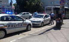 Șeful de la Permise Auto Hunedoara a fost bătut pe stradă, în timp ce-și plimba câinele