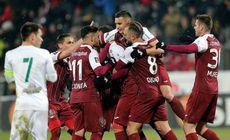 Meciurile amicale ale echipelor din Liga 1 în cantonamentele de iarnă din 2019. CFR Cluj, victorie cu Ludogoreț. Toate rezultatele | VIDEO