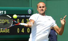 Marius Copil s-a calificat pe tabloul principal la Basel, turneul de casă al lui Roger Federer