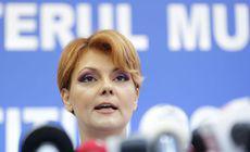 Lia Olguța Vasilescu rămâne fără minister