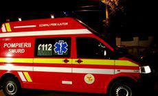 Accident provocat de un şofer beat în București. O tânără se zbate între viață și moarte