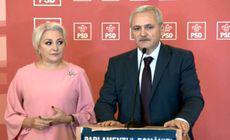 """Dragnea, ultimatum către Dăncilă, în privinţa restructurării Guvernului: """"A rămas ca doamna prim-ministru să se gândească în perioada de sărbători"""""""