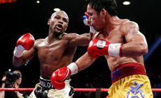 """Mayweather – Pacquiao, meciului secolului 21. Pac-Man: """"Să-i spuneți să revină în ring"""". Floyd: """"Mă întorc pentru o sumă cu 9 cifre"""""""