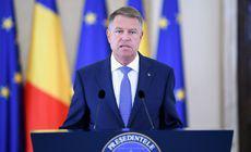Preşedintele Klaus Iohannis cheamă miercuri partidele la consultări, pe tema justiţiei