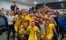 Amical România U21 – Belgia U21 3-3. Tricolorii mici, miracol pe final la Cluj-Napoca