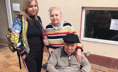Carmen Șerban și-a internat tatăl în spital. Bărbatul a paralizat și a suferit mai multe operații