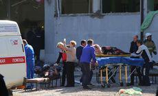 UPDATE/ Atac armat într-un colegiu din Crimeea. 17 persoane au fost ucise. Rusia afirmă că e un atac terorist