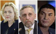 Sora ministrului Carmen Dan este plătită de revoluționarul Marian Munteanu, dar lucrează la firma lui Borcea