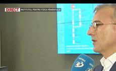 """Constantin Ionescu, directorul Institutului Național pentru Fizica Pământului: """"Putem anunța autoritățile cu 25 de secunde înainte"""""""