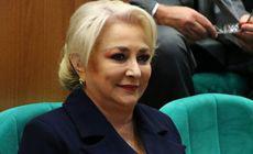 Viorica Dăncilă se întâlneşte, luni, cu preşedintele Turciei, Recep Erdogan; Turneul cuprinde şi Emiratele Arabe Unite şi Kuweit