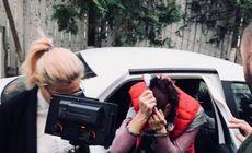 Femeia din Brăila care și-ar fi ucis și tranșat fostul soț a fost arestată pentru 30 de zile / VIDEO