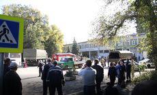 Masacrul din Crimeea: Asistenta medicală care a ajutat victimele a încercat să se sinucidă după ce a aflat că atacatorul a fost fiul ei