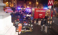 Zeci de răniți la metroul din Roma, după ce o scară rulantă a cedat! Momentul incidentului a fost filmat  / VIDEO