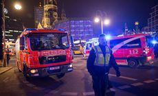 Explozie într-o gară din Germania. Un distribuitor automat de bilete a sărit în aer și a omorât un tânăr