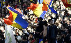 Jandarmeria: Interzicerea afişării mai multor bannere la meciul Suedia-România nu a fost luată de instituţie